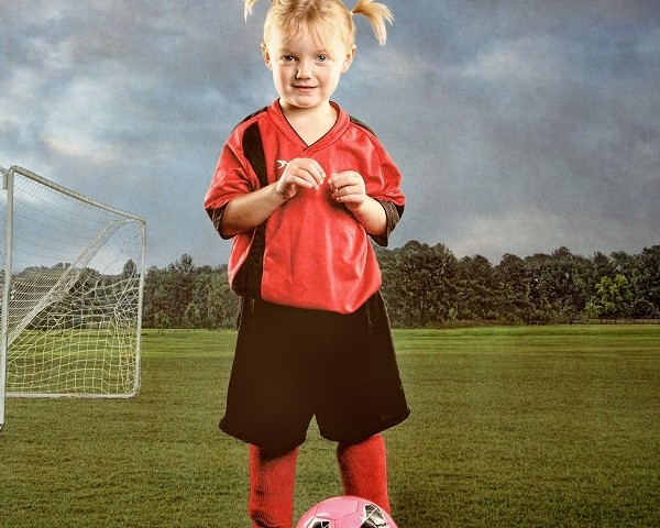 Alicia – Future Soccer Star