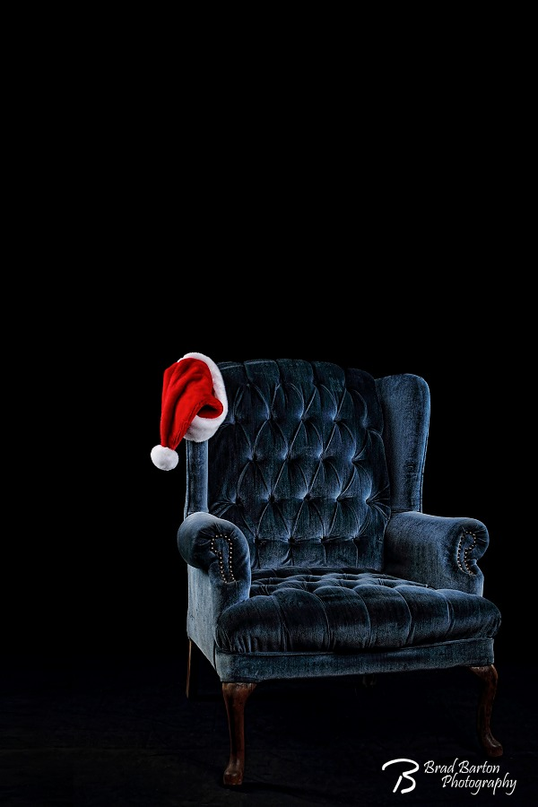 Christmas Chair 2012