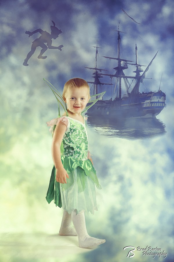 Tinkerbell Fairy Grand Prairie Photography