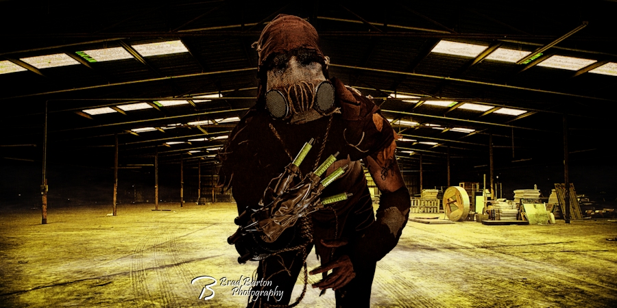 Dallas Cosplay Photographer Scarecrow
