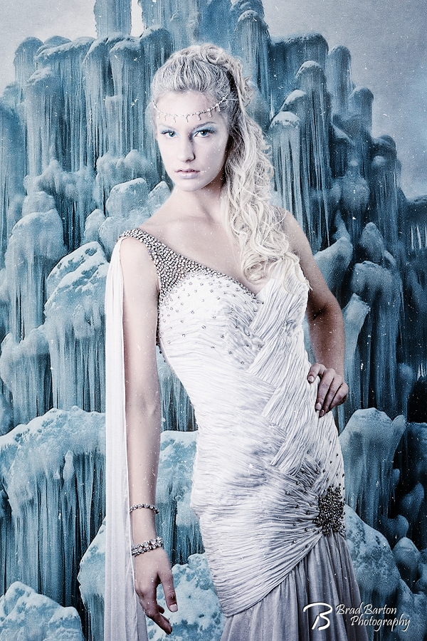 Frozen Elsa Mikayla Fort Worth Photographer