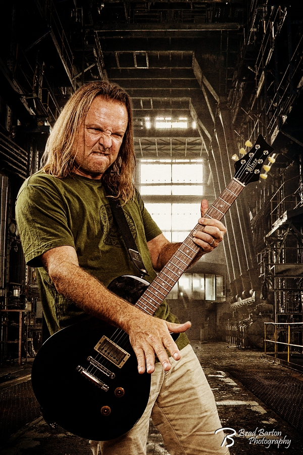 Terry Glaze - Pantera - Lords of Tracy