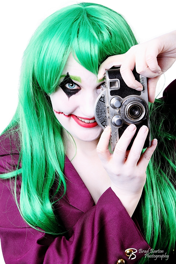 Dallas Cosplay Photography Joker 4254
