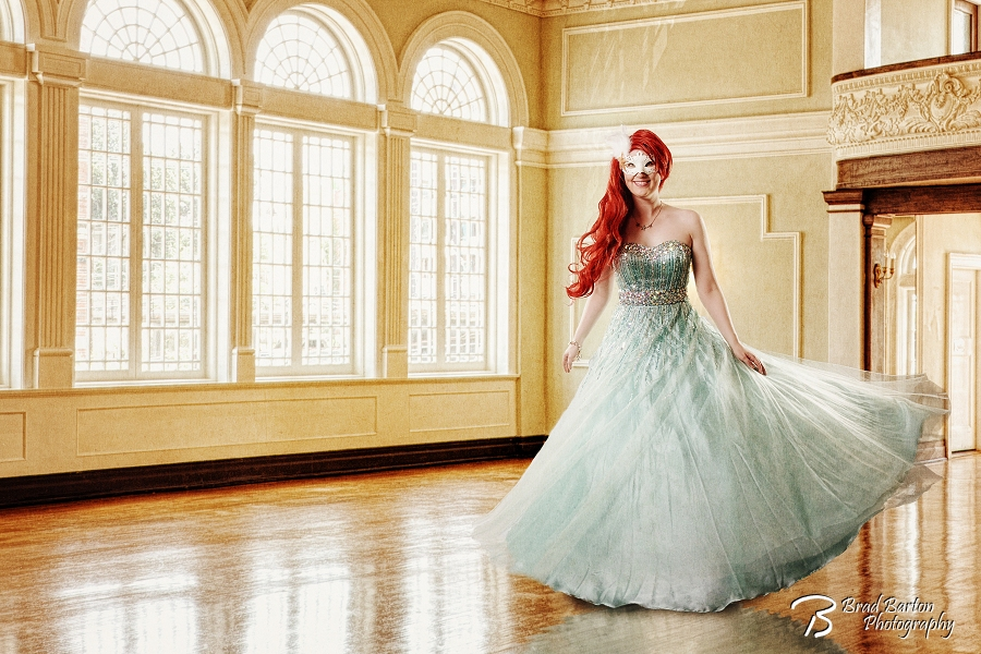 Dallas Cosplay Photographer - Ariel - Little Mermaid 4379