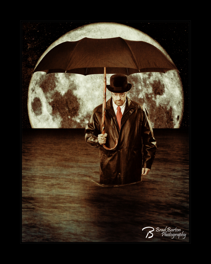 Dallas Surreal Photography - Fighting_the_Flood_of_Doubt