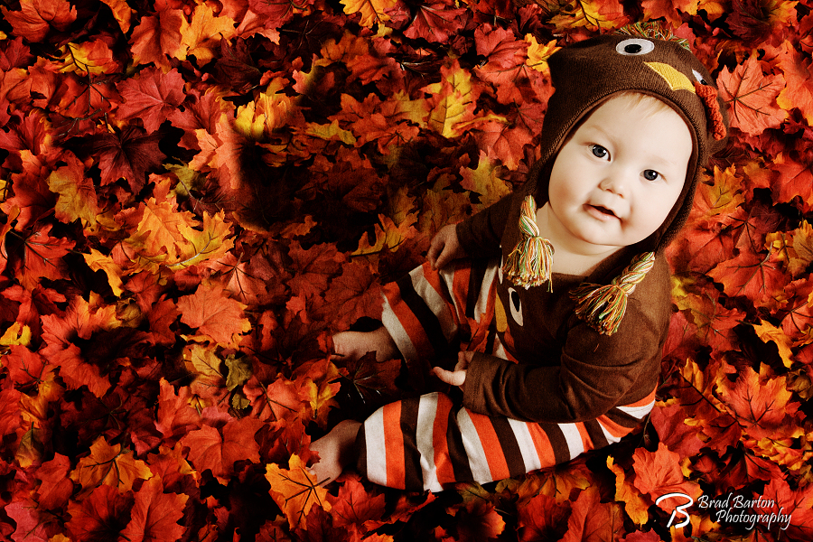 Dallas Art Photographer Thanksgiving Baby 3631