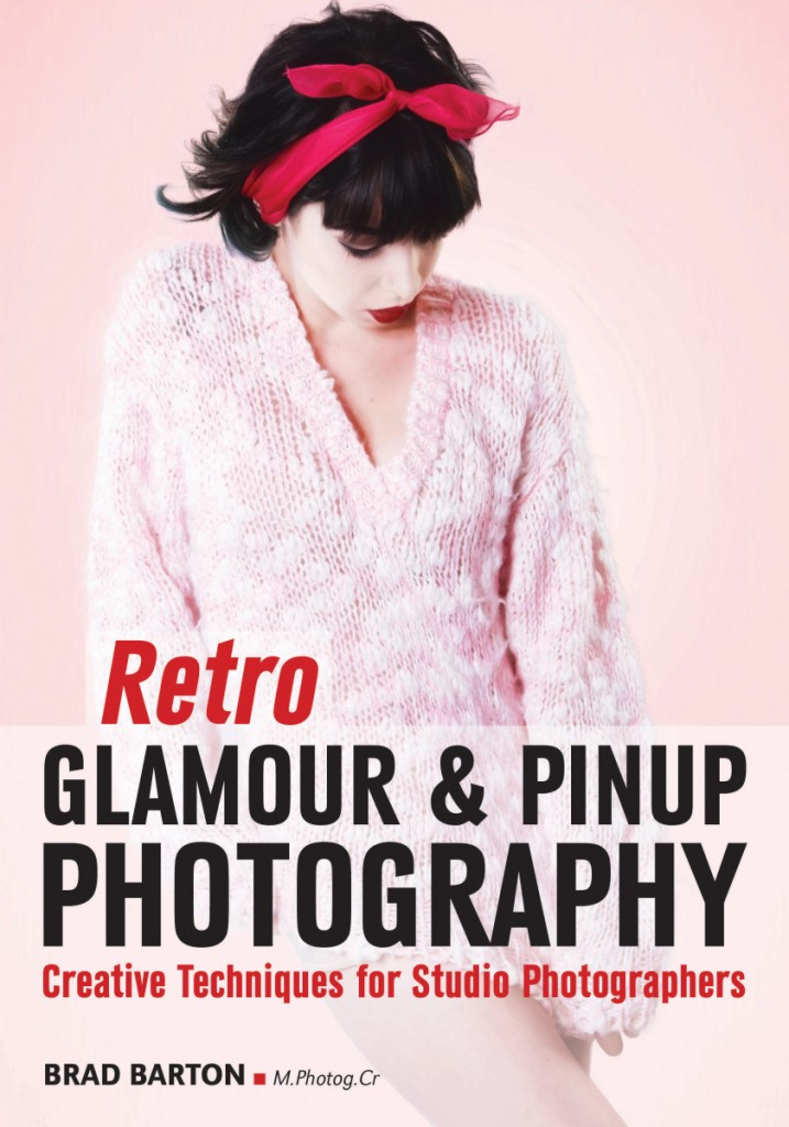 Dallas Fort Worth Pinup Photography Glamour Glamor Retro Brad Barton Photography Book