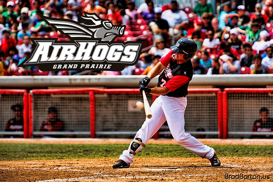 Grand Prairie Air Hogs Baseball Photography 8886d
