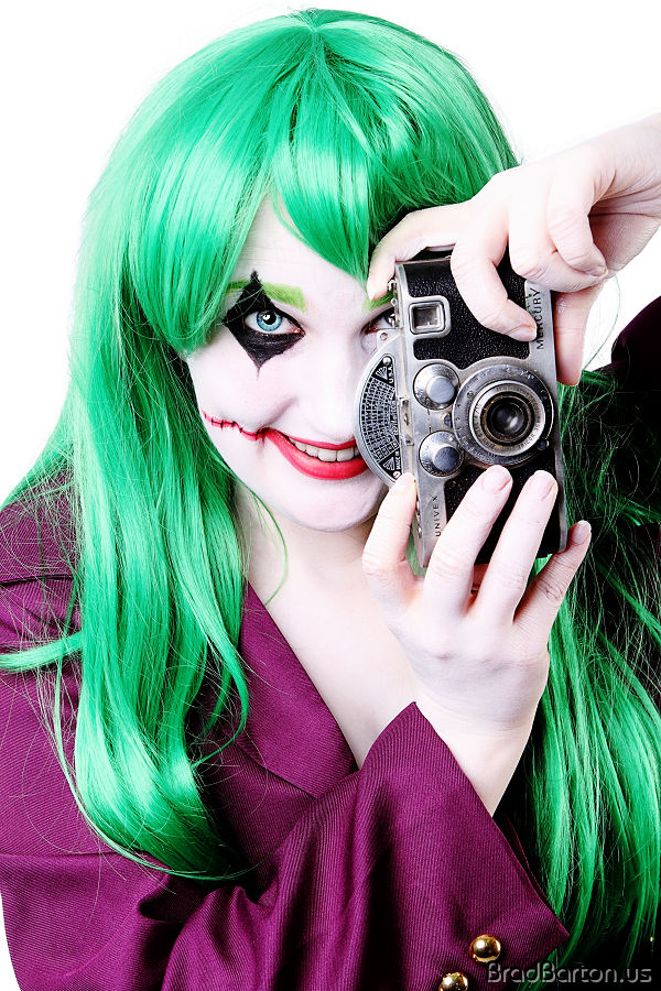 Grand Prairie Cosplay Photographer - Killing Joke 4254