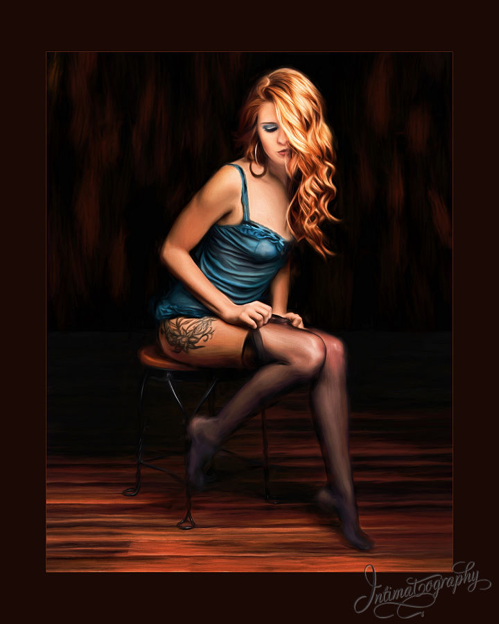 dallas-pinup-photographer-2016-paint-me-like-one-of-your-french-girls