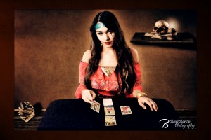 Queen of the Gypsies - Dallas Fantasy Photographer