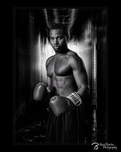 DFW Boxing Photographer But The Fighter Stil lRemains